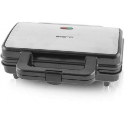 Emerio ST-109562 900W Roestvrijstaal sandwich maker