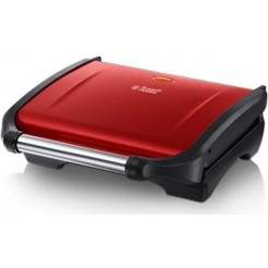 Russell Hobbs Colours 19921-56 Contactgrill Rood
