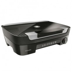 Philips HD6360/20 Tafelgrill 2000 Watt